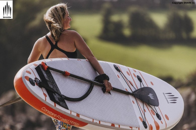 Shark SUPs Paddleboard All Round 01
